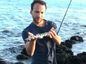 Ennesimo pesce lucertola