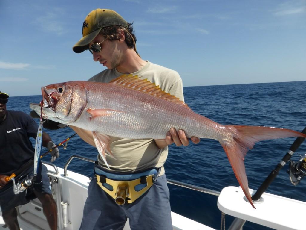 Rusty Job Fish per Federico