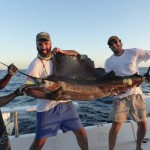 Il vela di Francis! sailfish big spinning