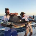 Pesce vela a spinning- Anonima Cucchiaino