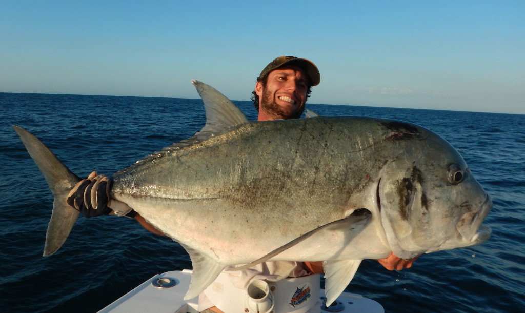 big gt pietro invernizzi giant trevally