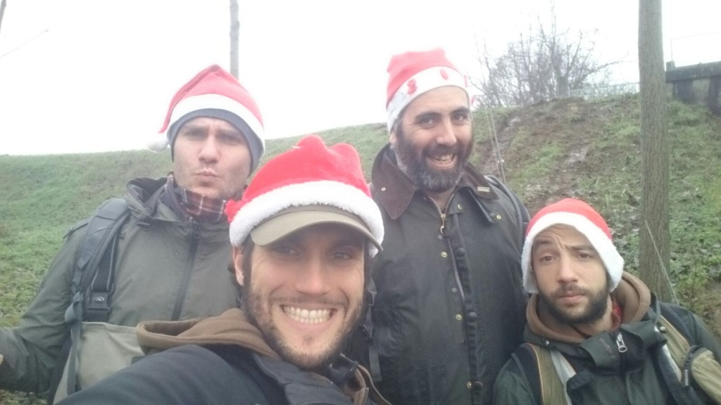 Reunion natalizia Anonima Cucchiaino