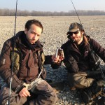 Pubblicità progresso: pescare è sano! Smoking & Drinking