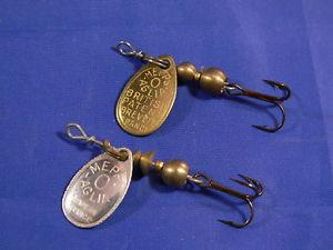 """Piccoli cucchiaini rotanti vintage """"mepps"""" (imd da google.com)"""