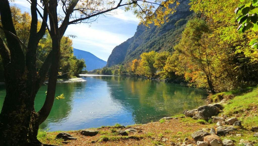 L'Adige di Luca