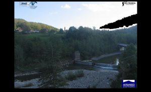 Webcam sul Trebbia a Gorreto