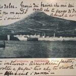Cartolina del 1902, Stabilimento Florio a Favignana