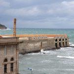Stabilimento Florio per tonni a Favignana