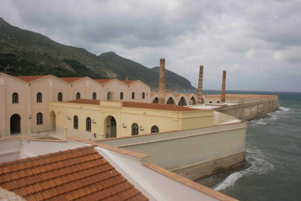 ex-Stabilimento Florio delle tonnare di Favignana e Formica