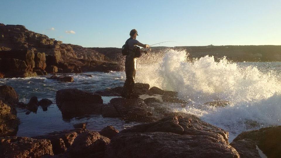 Pietro Invernizzi inshore fishing pescare in mare