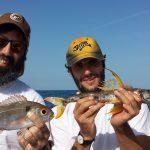 Occhione e Pesce Lanterna Puntato