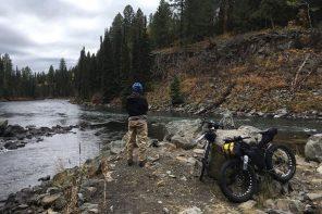 #bikefishing. Ovvero il Bicipescatore
