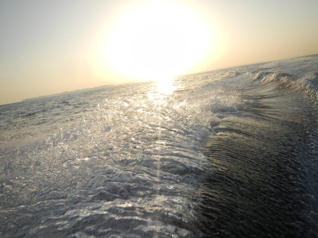 barca e mare