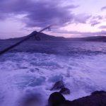 Magia della pesca all'alba!