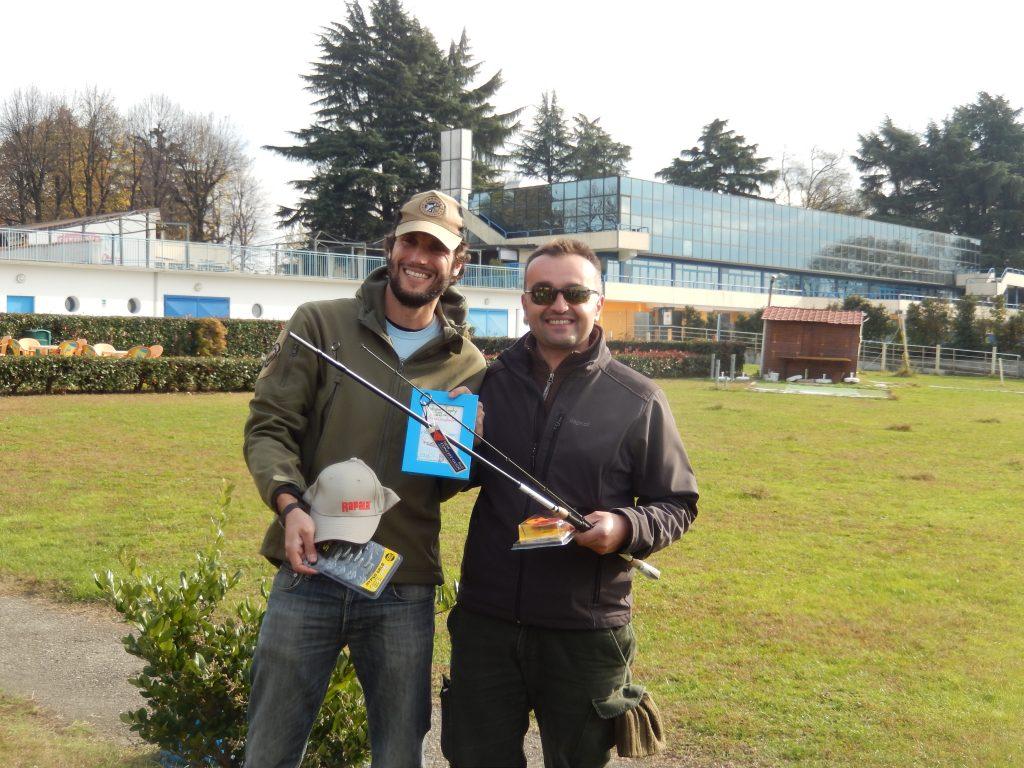 Pedrone's Trophy VII Edizione: miglior cattura per Franco Crozzoletto