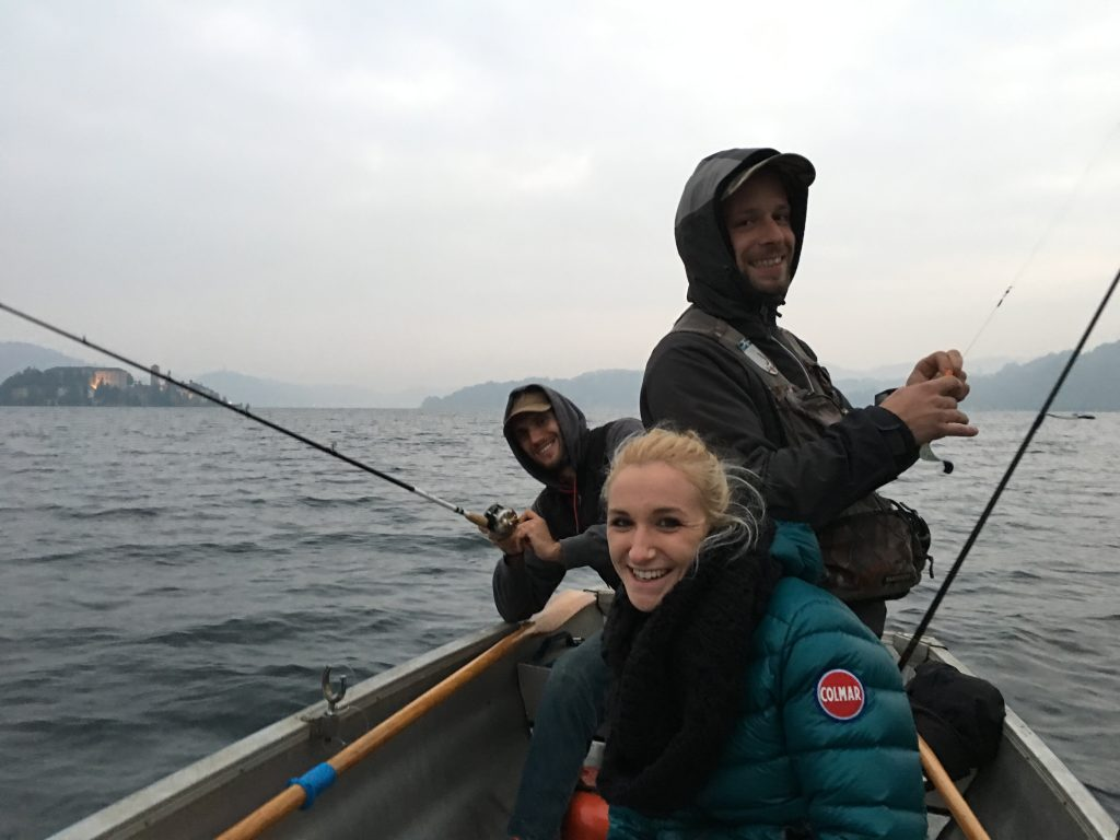 Sara, Marcello e Pietro; foto by Marta