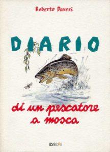 Copertina di diario di un pescatore a mosca