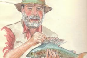 Diario di un pescatore a mosca