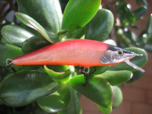 Little salmo by Pux Handcraft Lures