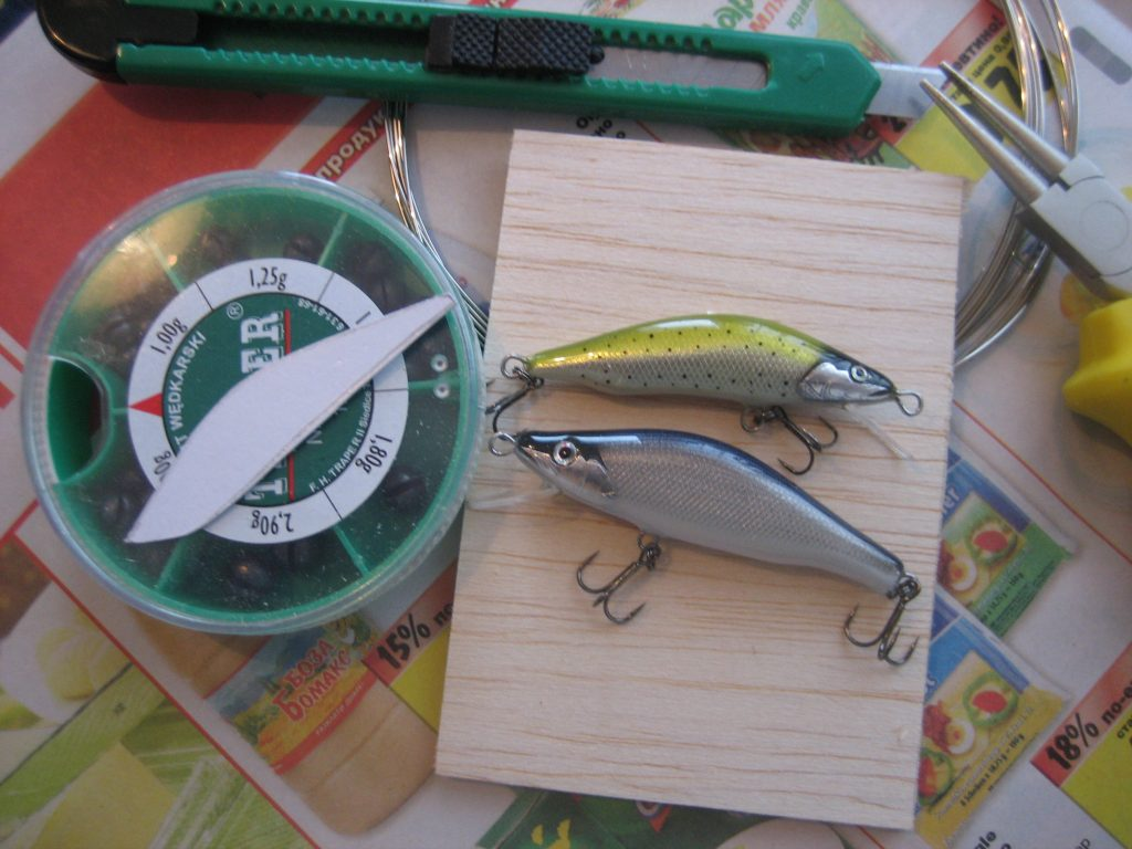 Work in progress by Pux Handcraft Lures