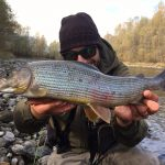 Pietro Invernizzi Big Grayling, pesca temolo, fly fishing