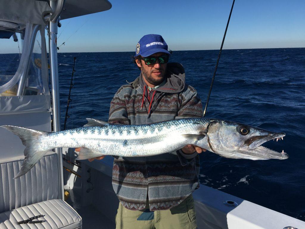 Big Barracuda record Pietro Invernizzi