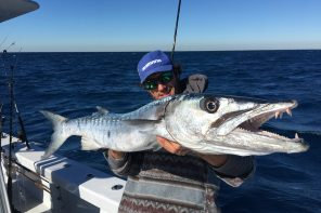 Fishing in Miami – seconda parte – Barracuda, King Mackarel e bottom-fish