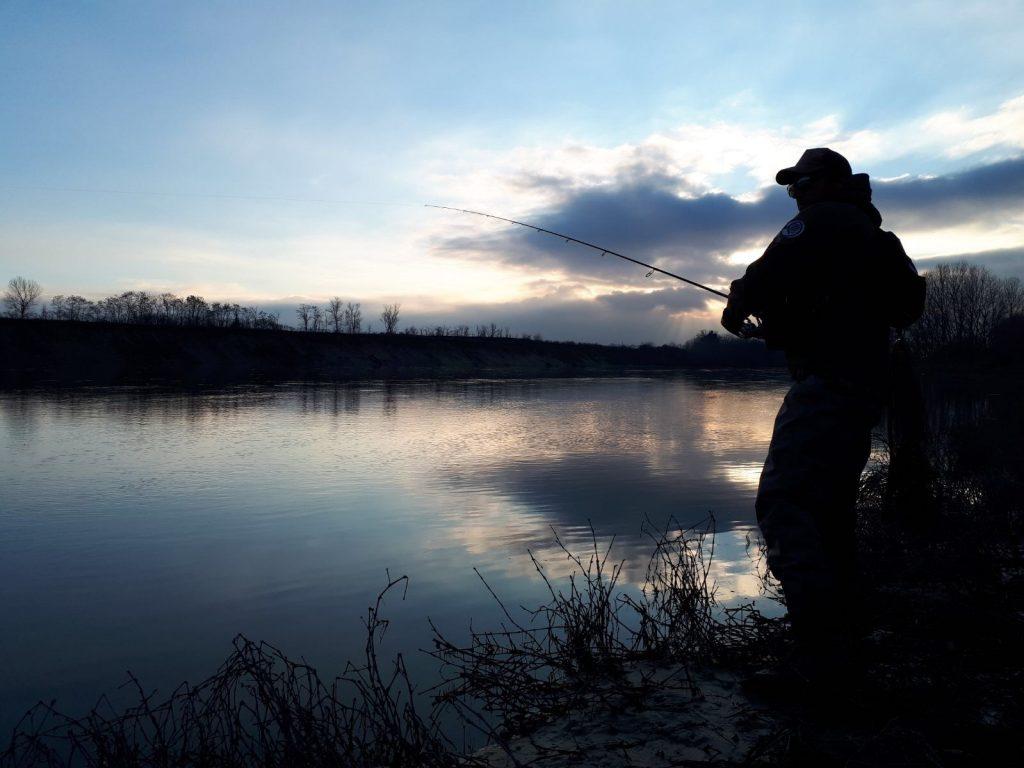 Se non sto pescando, vorrei essere a pescare! Sempre.