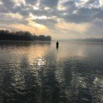 No filter. La meraviglia di pescare!