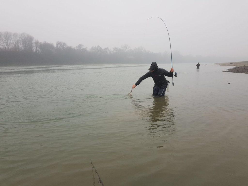 Momenti di stile in pesca...