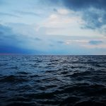 Alba sul Mar Ligure
