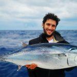 Tonno Alletterato Record Pietro Invernizzi Mar Ligure