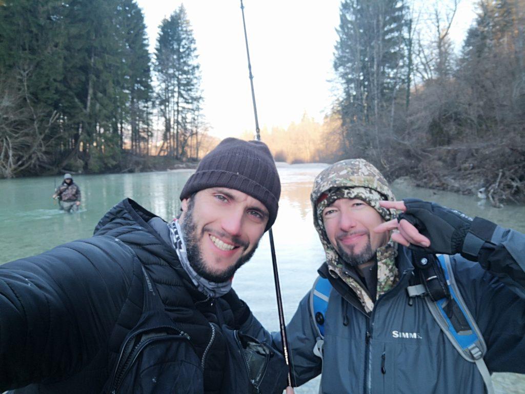 Matej, Fauna Fly Fishing, Bled, Slovenia