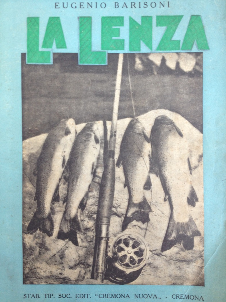 La Lenza. Eugenio Barisoni, 1933