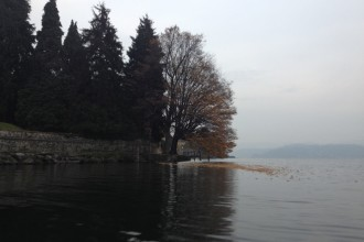 Autunno / Inverno sul Lago