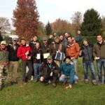 Premiazione_foto di gruppo_Pedrone's Trophy_Pesca_Idroscalo_Amici Anonima Cucchiaino