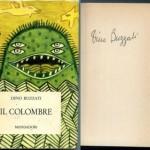 libro colombre del 1966 autografato