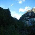 Paesaggi in alta Val Sermenza
