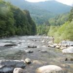 Amazing waters in Valsesia