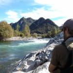 approccio al fiume