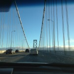 Bay Bridge: rientro a San Francisco