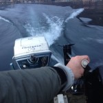 Fuoribordo Fisherman e motore elettrico