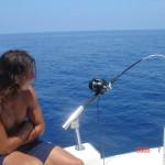 rafael nadal pesca de fondo desde el barco - celebs celebrities fishing personaggi famosi a pesca pescatori famosi amanti della pesca