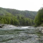 Magnificient river Sesia