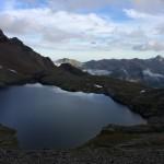 Lago e montagne... spettacolo!