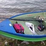 ready to fish!