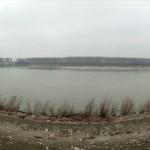 La diga di Isola Serafini