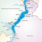 Mappa del Lago Maggiore da wikipedia