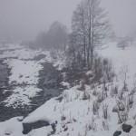 Neve forte il sabato in alta valle!