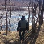 Il Maestro Savino va al fiume...